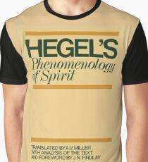 Hegel-Phenomenology of spirit Graphic T-Shirt