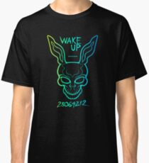 Donnie Darko - Frank Wake Up!! Classic T-Shirt