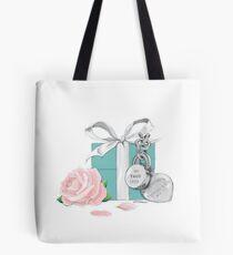 Tiffany Rose Tote Bag