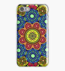 JW Colourful Decorative Mandala Phone Case iPhone Case/Skin