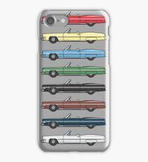 73 Caddy Colors iPhone Case/Skin
