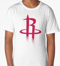 houston rockets Long T-Shirt