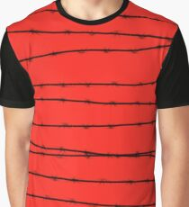 barbed wire #1 Graphic T-Shirt