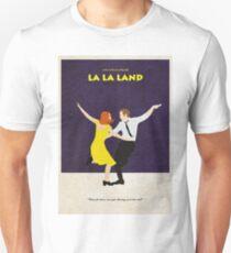 La La Land Alternative Minimalist Poster Unisex T-Shirt