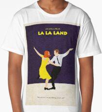 La La Land Alternative Minimalist Poster Long T-Shirt