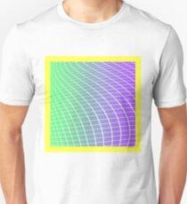 Grid Flow: Monster Unisex T-Shirt