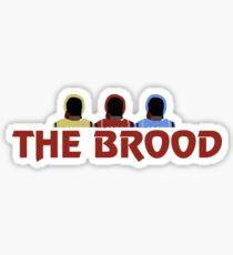 Cronenberg's THE BROOD Sticker