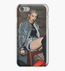 Girls Generation Hyoyeon WannaBe iPhone Case/Skin