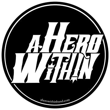 A Hero Within - logo by daggerwear