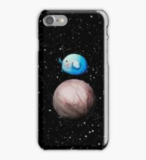 Elephant Jumping Over the Moon Watercolour iPhone Case/Skin