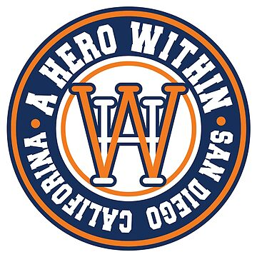 A Hero Within - baseball logo by daggerwear