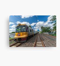 Toowong Rail Line Canvas Print