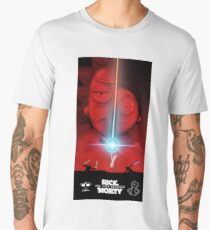 Rick and Morty Star Wars Meeseeks Vader The Last Jedi Men's Premium T-Shirt