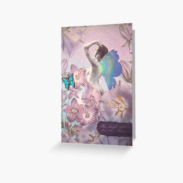 Garden Fairy Greeting Card