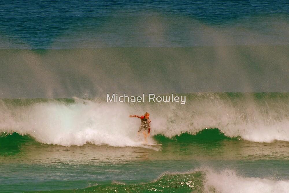 ESCAPE by Michael Rowley
