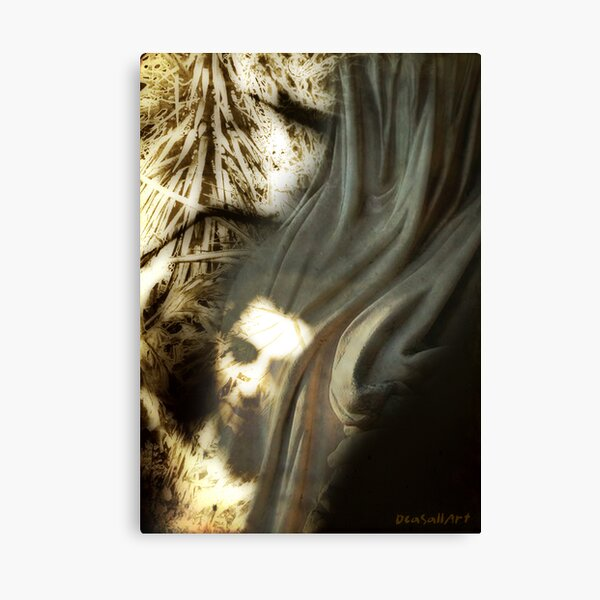 Shaped by our thoughts Canvas Print