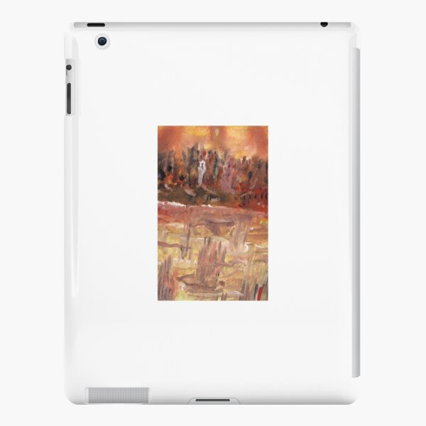 Safe By The River iPad Snap Case
