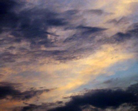 Angry Sky by Akuma