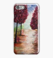 Maples iPhone Case/Skin