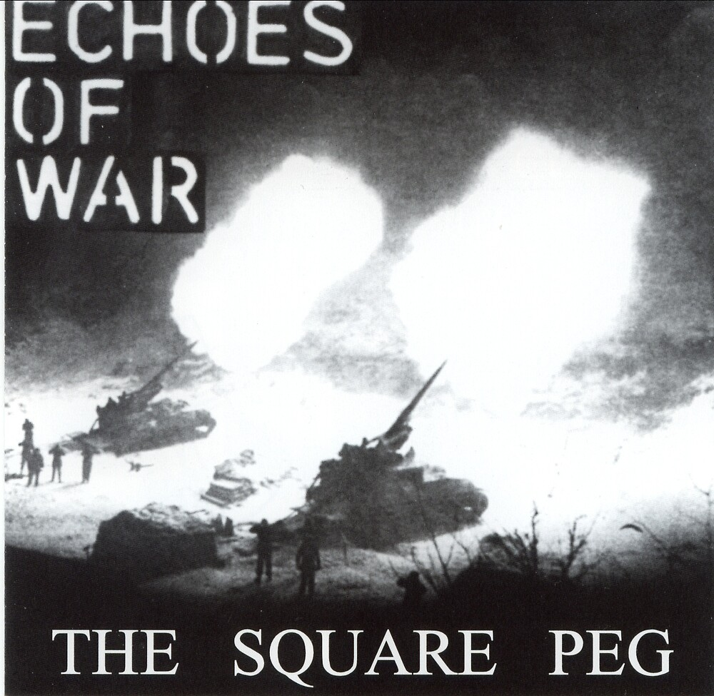 'ECHOES OF WAR'  CD 2005 by thesquarepeg