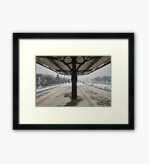 Urbanex 18 Framed Print