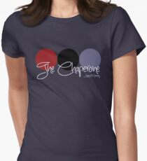 The Chaperone (logo by me) Womens Fitted T-Shirt