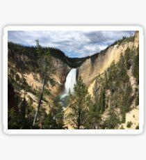 Yellowstone Trail Sticker