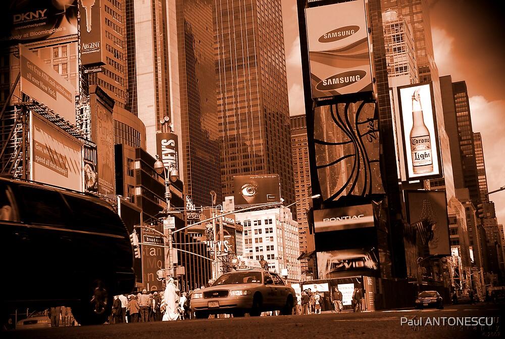 NY by Paul ANTONESCU
