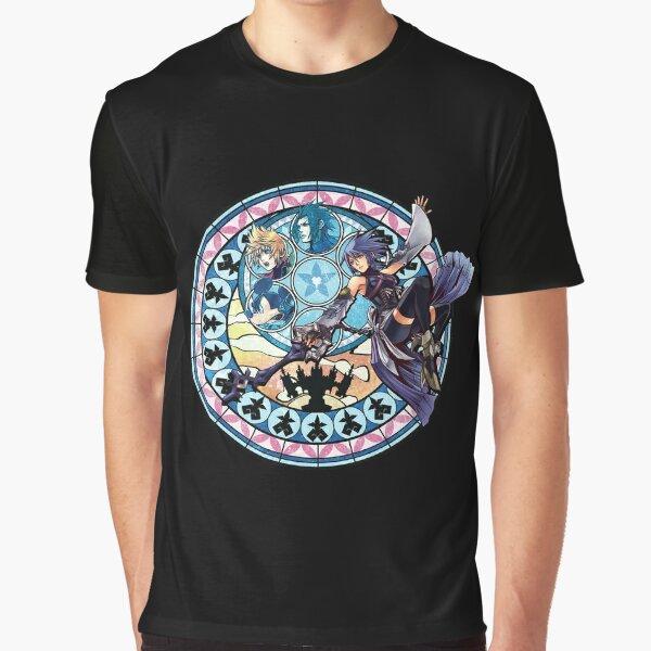 Aqua's heart, Kingdom Hearts Graphic T-Shirt