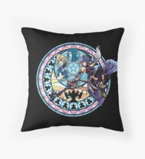 Aqua's heart, Kingdom Hearts Throw Pillow