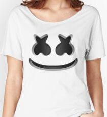 Marshmello - Helmet  Women's Relaxed Fit T-Shirt