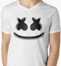 Marshmello - Helmet  Men's V-Neck T-Shirt