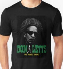 Don Letts The Rebel Dread Unisex T-Shirt