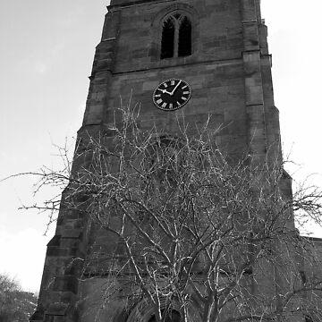 Cubley Church Peak District by JoLennox