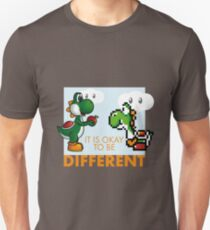 It Is Okay To Be Different Unisex T-Shirt