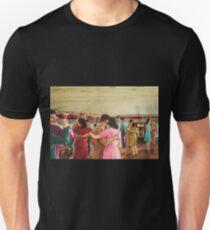 Americana - 1942 - USO Social Unisex T-Shirt