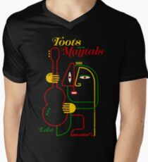 Toots And The Maytals Leba Men's V-Neck T-Shirt