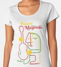 Toots And The Maytals Leba Women's Premium T-Shirt