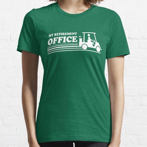 Golf Cart - My Retirement Office Essential T-Shirt