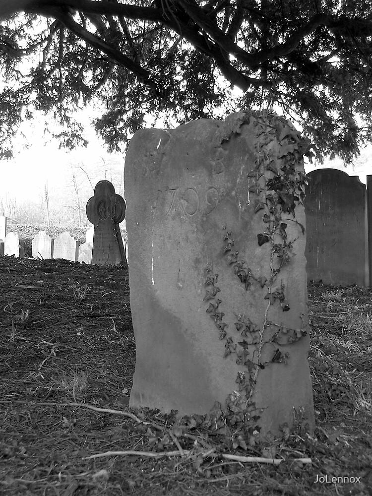 Grave Stones II by JoLennox