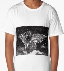 world map Long T-Shirt