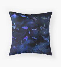 FishySeas 05 Throw Pillow