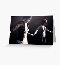 Chloe & Max - Life is Strange Greeting Card
