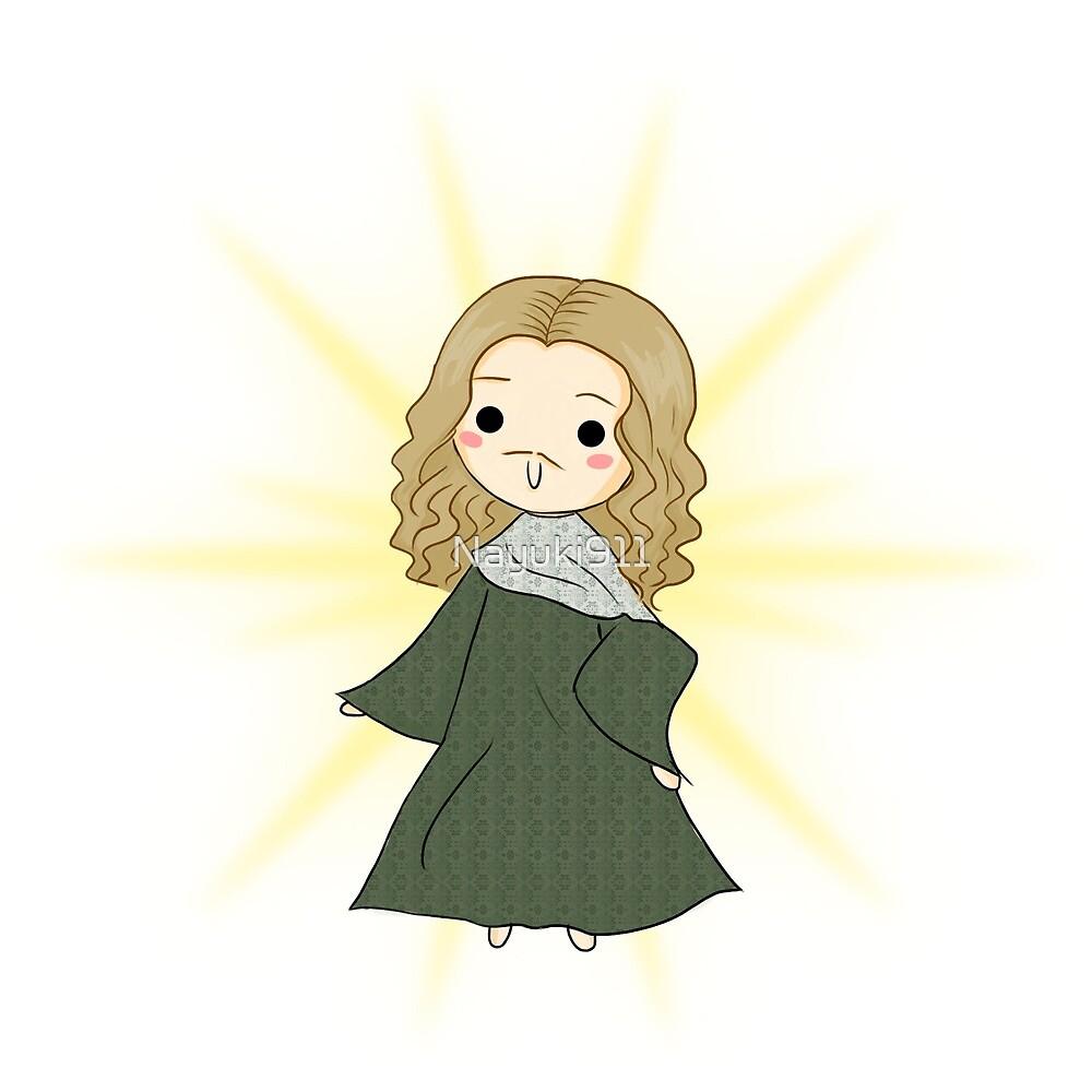 Chevalier Like a Star by Nayuki911