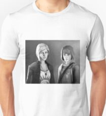 Pricefield - Max & Chloe - Life is Strange Unisex T-Shirt