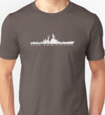USS Arkansas graphic tee T-Shirt