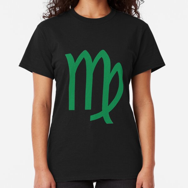 Virgo Sign Classic T-Shirt