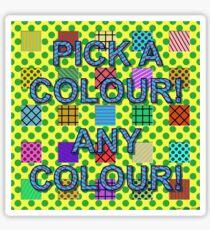 Postmodernism 06 Sticker