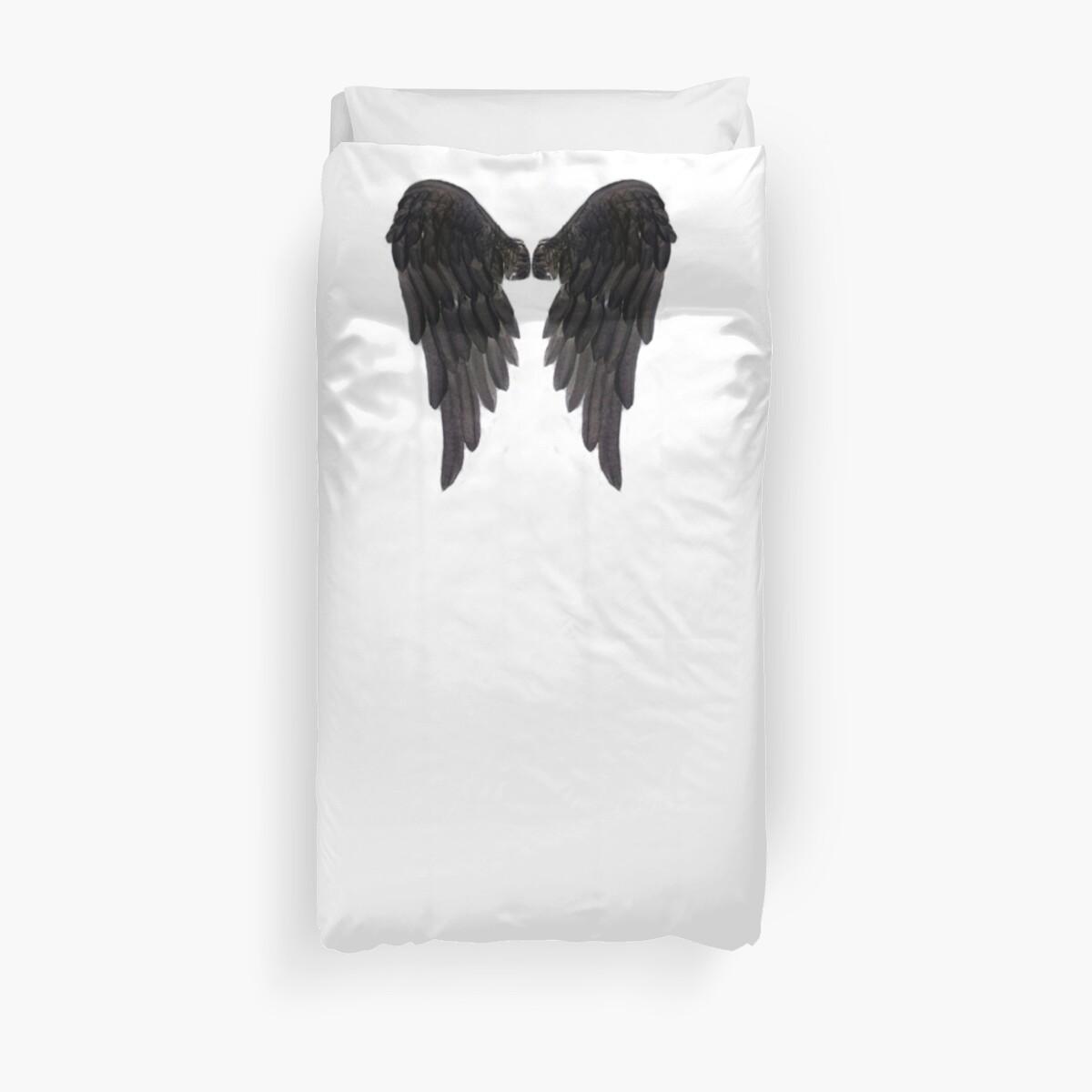 Bad Angel wings by atlasartsn