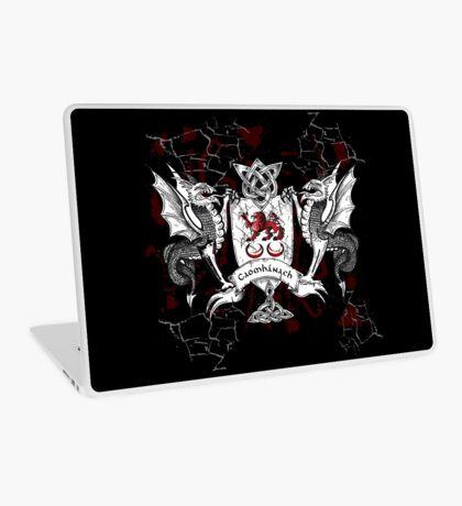 Clan Crest Dragons Laptop Skin
